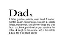 QUOTES Dads/Grandads