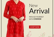 Chikankari Collection by Change