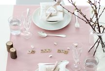 Decorations | Table settings