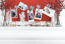 Christmas Decorating Ideas / We love to decorate for Christmas -- especially when we DIY it!