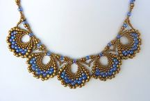 Beaded Necklace No 2