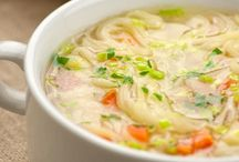 Recettes / Soupe chinoise