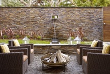 Braai pit & Water Features
