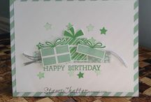 Card Inspiration - Birthday / by Michelle Bailey