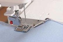 Оверлок. Швейная машинка