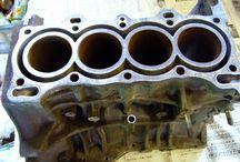 2013.10  New ZC Engine Parts / 2013年8月にエンジンブローにて 終了したZCエンジンですが新たなパーツも組み込まれて 主治医様のお力と愛情にて復活しました♪ そこでNew ZC Engineで使用したパーツを紹介します!