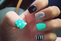 Nails / by Ashley Shuldham