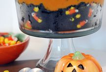 Halloween food / Inviting food to get all the trick or treaters