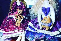 Matilda / Hand made! Doll