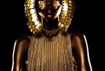 Goddess - Golden