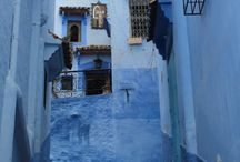 Morocco / When I am in Morocco I hate it because of noise, heat, humidity and importunate sellers. When I leave I miss everything else: colours, smells, wonderfull people, beautifull nature, mysterious streets of medinas, secret riads hidden by big doors, food, spices, just everything...