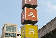 Retro Signs