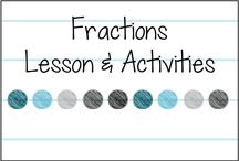 Fractions / Ideas for teaching fractions