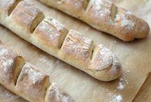 BROT / HOMEMADE BREAD / Selbstgebackenes Brot