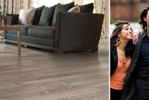 Manhattan Laminate / great looks. great appeal. Manhattan combines the rich, appealing look and feel of hardwood with the assurance of durable, hassle-free and consistently beautiful flooring.
