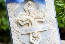 Cards-Christening