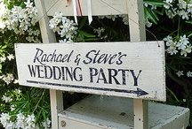 Wedding Ideas / An enchanted garden themed wedding