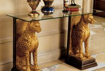 Egyptian style / Interior ideas in Egyptian historical style