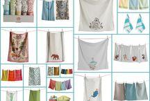 Dish Towels / Fun & Colorful Dish Towels
