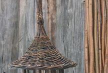кормушки и скворечники плетение