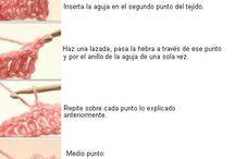 knitting n macrame / by flakitatoo