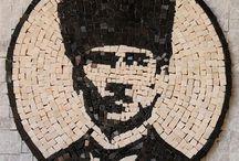 mozaik Atatürk