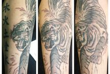 my tattoos / Tattoos from izhar rott