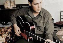 Elvis, the King