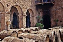 Wine tours / El Singani nos cuenta su historia… aquí nació la vitivinicultura Boliviana en las proximidades de 1.550. Sus viñedos son los más altos del Mundo, la altitud oscila entre los 2.220 y 2.550 m.s.n.m., en los que se cultivan variedades de uva tradicionales desde hace más de 450 años: Moscatel de Alejandría, Vischoqueña, Misionera y Rosada...