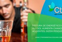 Mistura de energético com álcool aumenta chances de acidentes, dizem pesquisadores