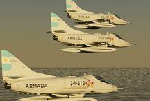 Fuerza Aerea Suramericana /  Fuerza Aerea Suramericana