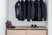 gang og garderobe