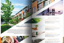 Layout / All kinds of layout structure and print fold collateral
