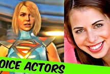 Injustice 2 voice actors