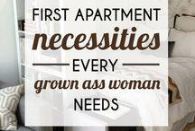 Apartment necessities