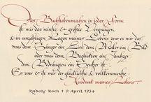 Calligraphy: History
