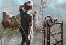 Maria paintings