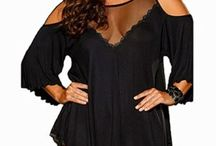 Plus Size Lingerie and Underwear