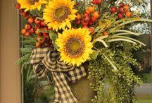 Decor Fall Decorating