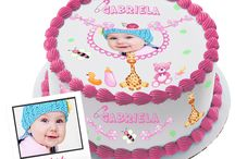 Décors gâteau pour Bébé