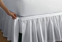 Bed frill