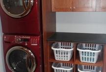 Laundry/Mudroom ideas
