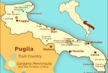 Eco village and Colors of Puglia / Vieste gargano puglia