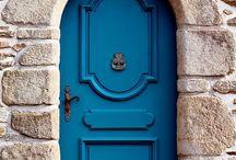 Beautiful gates & doors