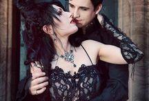 Goth love / by My Shadows In Love