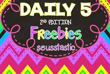 Daily 5 / Ideas and resources for implementing the Daily 5 in your classroom