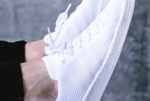 White Sneakers For Summer Days
