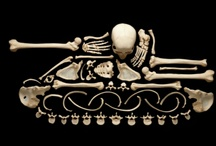 THINGS_Skulls and Bones / by E-diote duVillage