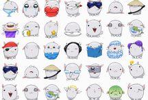 Emoticons - Смайлики