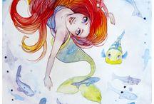 DisneyIsMagic / Disney, Disney Princess, Clen Kean